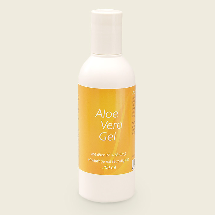 allcura Aloe Vera Gel